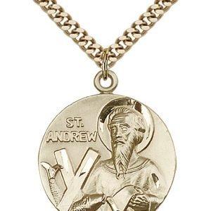 St. Andrew Medal - 81718 Saint Medal