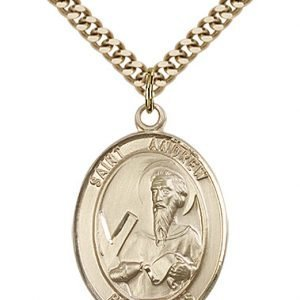 St. Andrew the Apostle Medal - 81894 Saint Medal