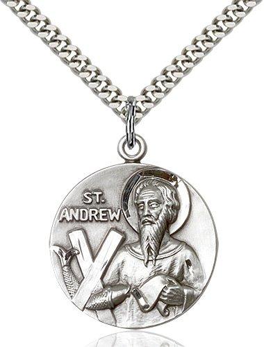St. Andrew Medal - 19194 Saint Medal