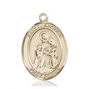 St. Angela Merici Medal - 82644 Saint Medal