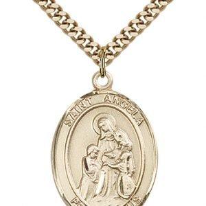 St. Angela Merici Medal - 82643 Saint Medal