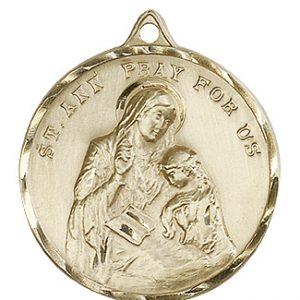 St. Ann Medal - 81599 Saint Medal