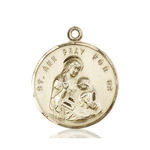 St. Ann Medal - 81626 Saint Medal