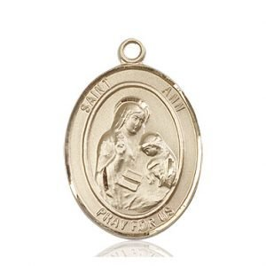 St. Ann Medal - 81901 Saint Medal