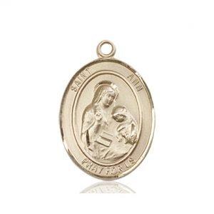 St. Ann Medal - 83270 Saint Medal