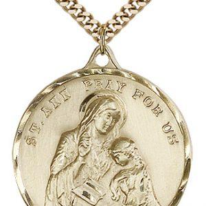St. Ann Medal - 81598 Saint Medal
