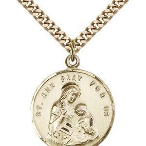 St. Ann Medal - 81625 Saint Medal