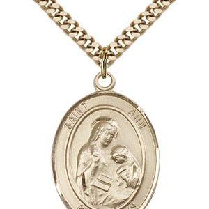 St. Ann Medal - 81900 Saint Medal