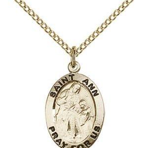St. Ann Medal - 83136 Saint Medal