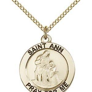 St. Ann Medal - 83178 Saint Medal