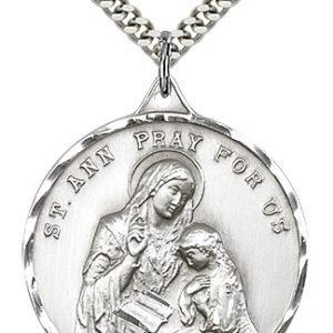 St. Ann Medal - 81600 Saint Medal