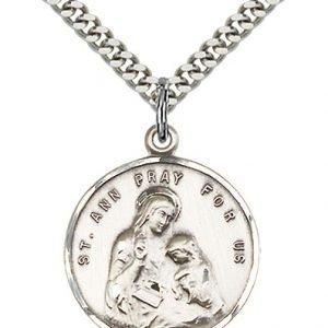 St. Ann Medal - 81627 Saint Medal