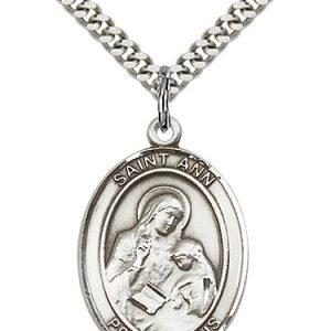 St. Ann Medal - 81902 Saint Medal