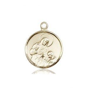 St. Ann Pendant - 83005 Saint Medal