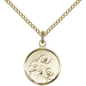 St. Ann Pendant - 83003 Saint Medal