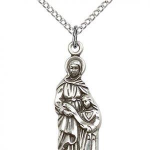 St. Ann Pendant - 83249 Saint Medal