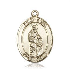 St. Anne Medal - 82875 Saint Medal