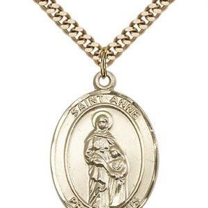 St. Anne Medal - 82874 Saint Medal