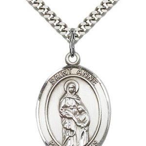 St. Anne Medal - 82876 Saint Medal