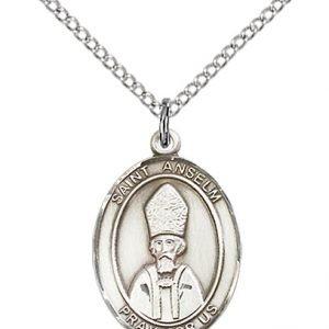 St. Anselm of Canterbury Medal - 84167 Saint Medal