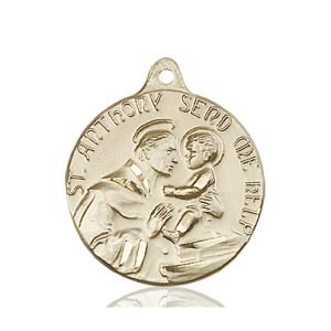 St. Anthony Medal - 81722 Saint Medal