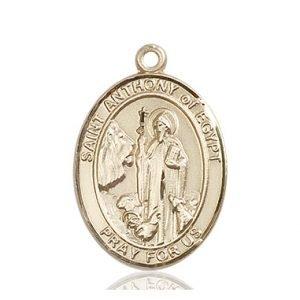 St. Anthony of Egypt Medal - 82722 Saint Medal