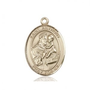 St. Anthony of Padua Medal - 83276 Saint Medal