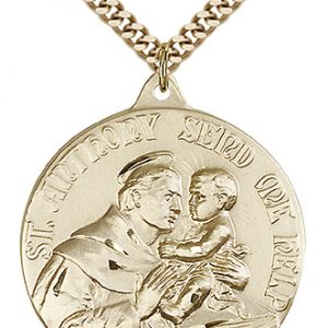 St. Anthony Medal - 81604 Saint Medal