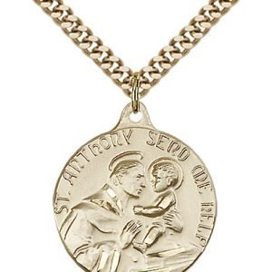 St. Anthony Medal - 81721 Saint Medal