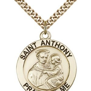 St. Anthony Medal - 81743 Saint Medal