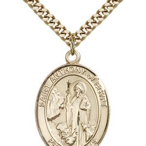 St. Anthony of Egypt Medal - 82721 Saint Medal
