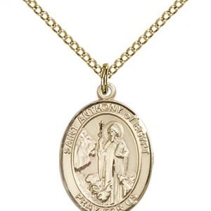 St. Anthony of Egypt Medal - 84093 Saint Medal