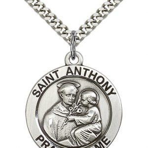 St. Anthony Medal - 19068 Saint Medal