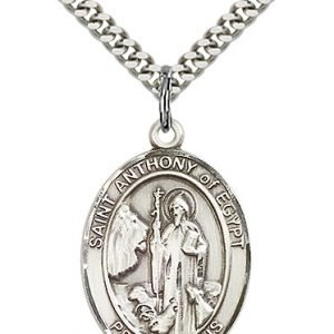 St. Anthony of Egypt Medal - 82723 Saint Medal