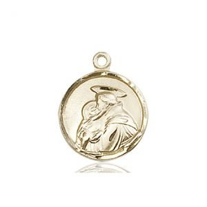 St. Anthony Pendant - 83013 Saint Medal