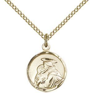 St. Anthony Pendant - 83012 Saint Medal