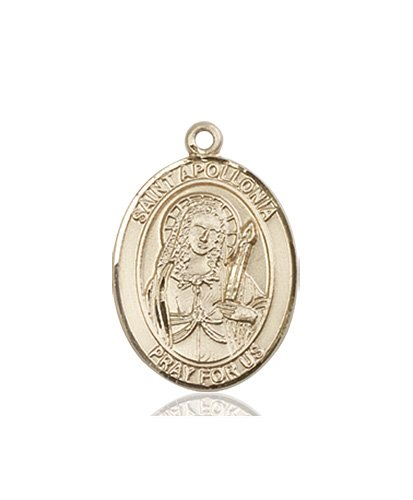 St. Apollonia Medal - 83279 Saint Medal