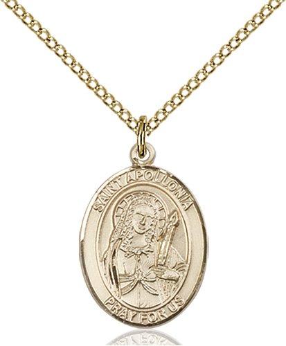 St. Apollonia Medal - 83278 Saint Medal