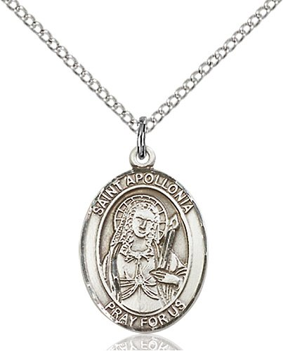 St. Apollonia Medal - 83280 Saint Medal