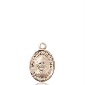St. Arnold Janssen Charm - 14 KT Gold (#85314)