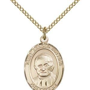 St. Arnold Janssen Medal - 84126 Saint Medal