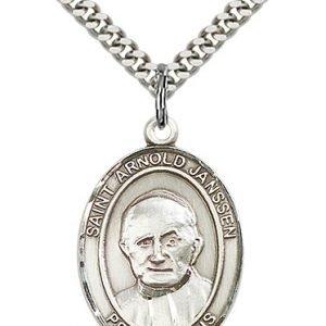 St. Arnold Janssen Medal - 82756 Saint Medal