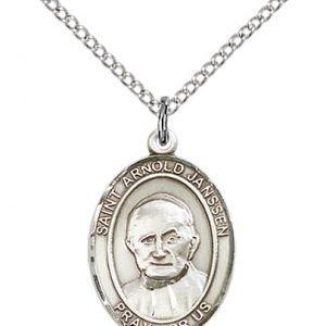 St. Arnold Janssen Medal - 84128 Saint Medal