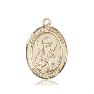 St. Athanasius Medal - 84040 Saint Medal