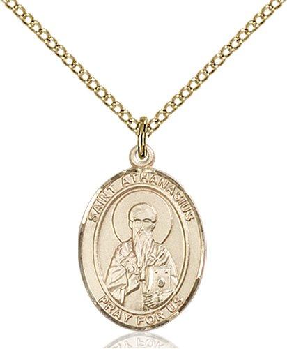 St. Athanasius Medal - 84039 Saint Medal