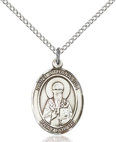 St. Athanasius Medal - 84041 Saint Medal