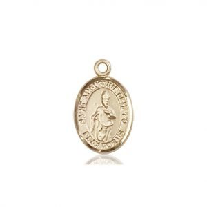 St. Augustine of Hippo Charm - 85016 Saint Medal
