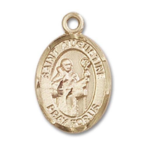 St. Augustine Charm - 14 Karat Gold Filled (#84472)