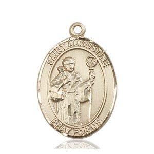 St. Augustine Medal - 81916 Saint Medal
