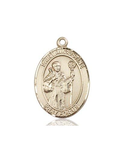 St. Augustine Medal - 83285 Saint Medal